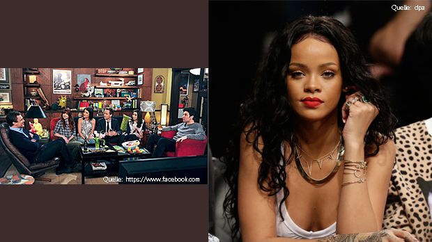 How-I-met-your-mother-Top-Facebook-com-Rihanna-Flop-dpa - Bildquelle: https://www.facebook.com/dpa