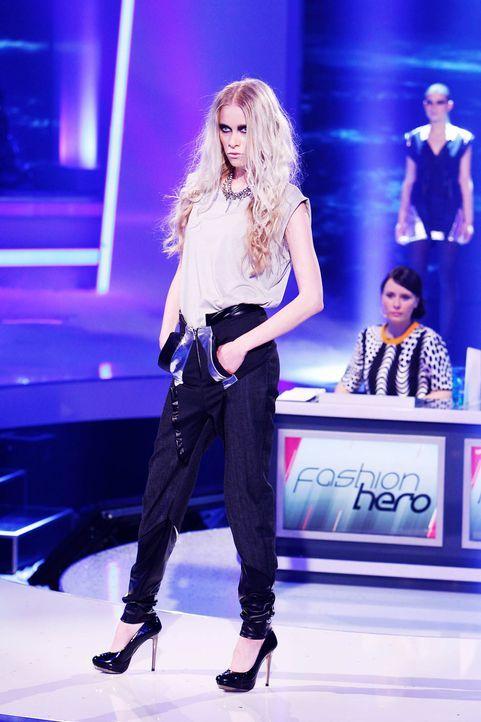 Fashion-Hero-Epi02-Show-063-ProSieben-Richard-Huebner - Bildquelle: ProSieben / Richard Huebner