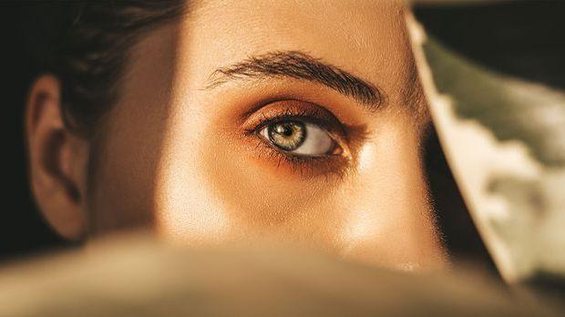 Grüne Augen: Make Up Hacks