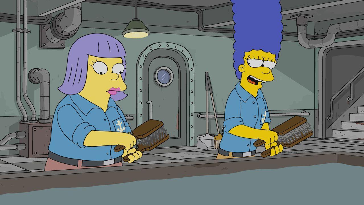 Sarah (l.); Marge (r.) - Bildquelle: 2021 by 20th Television.
