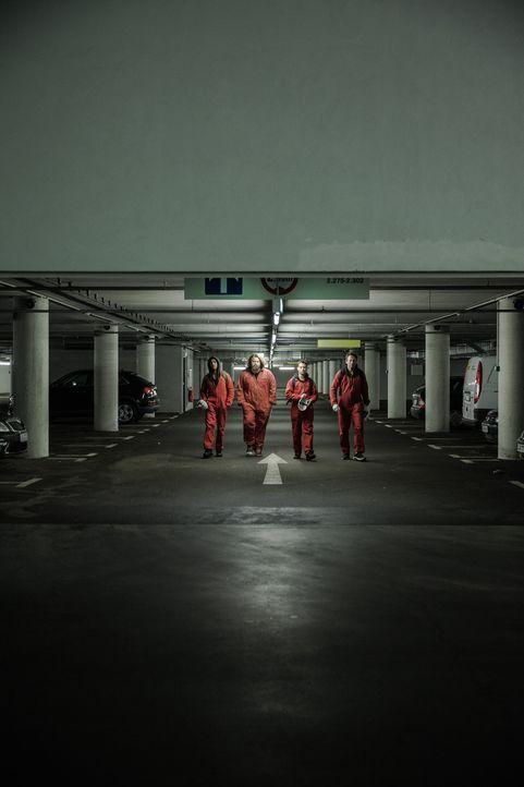 WHO AM I - Artwork - Bildquelle: Jan Rasmus Voss Wiedemann & Berg Film