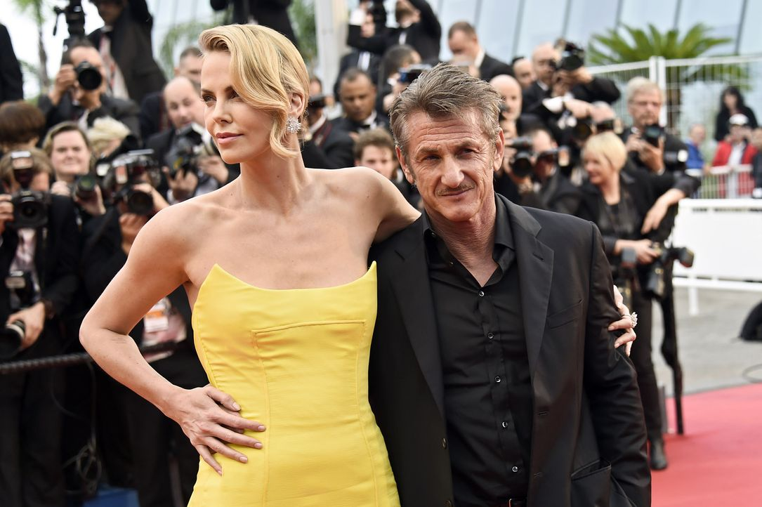Charlize-Theron-Sean-Penn-150514-getty-AFP - Bildquelle: getty-AFP