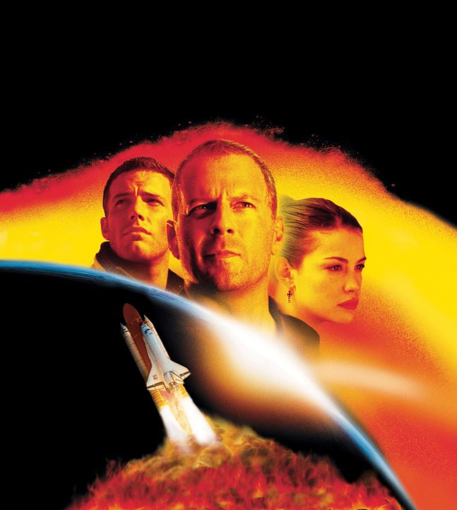 Armageddon ... - Bildquelle: Touchstone Pictures and Jerry Bruckheimer, Inc.