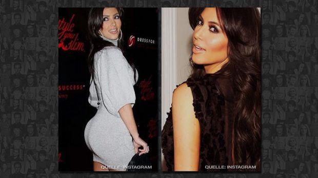 taff - Video - Kim Kardashian-Po im Alltagstest - ProSieben