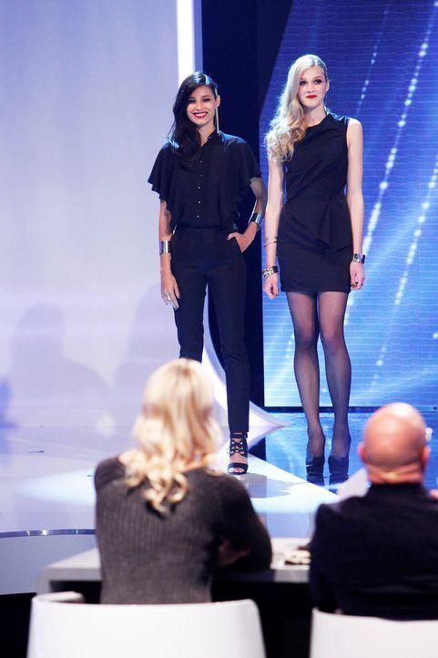 Fashion-Hero-Epi06-Gewinneroutfits-Rayan-Odyll-s-Oliver-08-Richard-Huebner - Bildquelle: Richard Huebner