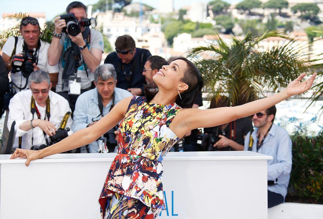 Cannes-Filmfestival-Rosario-Dawson-14-05-16-AFP - Bildquelle: AFP