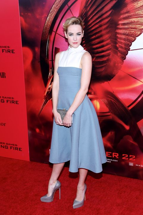 Catching-Fire-Premiere-NY-Jena-Malone-13-11-20-Andres-Otero-WENN-com - Bildquelle: Andres Otero/WENN.com