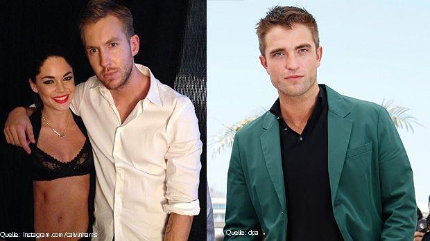 Calvin-Harris-Top-Instagram-calvinharris-Robert-Pattinson-Flop-dpa - Bildquelle: Instagram.com/calvinharris/dpa