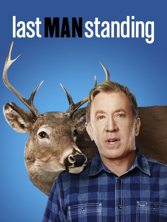 (6.Staffel) - Last Man Standing - Artwork - Bildquelle: 2016-2017 American Broadcasting Companies. All rights reserved.