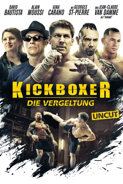 Kickboxer: Vengeance - Die Vergeltung - Artwork - Bildquelle: Elite Entertainment Group