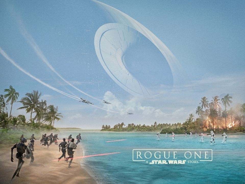 Rogue One: A Star Wars Story - Artwork - Bildquelle: TM & © Lucasfilm Ltd.