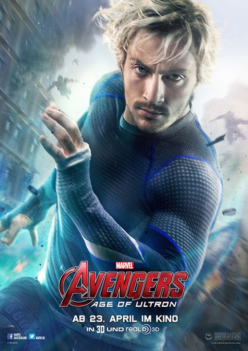 Marvels-Avengers-Age-Of-Ultron-CHARACTER-01-Walt-Disney-Studios-Motion-Pictures-Germany - Bildquelle: Walt Disney Studios Motion Pictures Germany