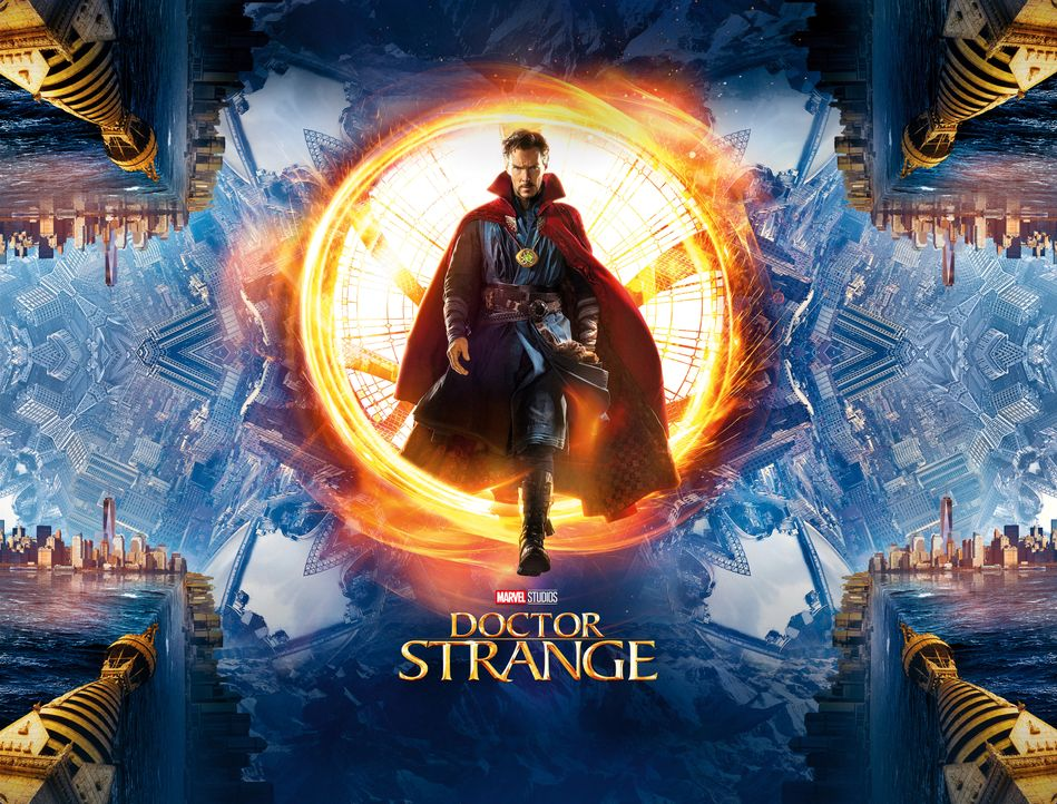 Doctor Strange - Artwork - Bildquelle: 2016 Marvel. All Rights Reserved.
