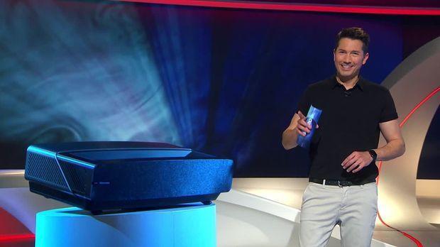 Galileo - Galileo - Montag: Laser-tv: Ist Dies Der Fernseher Der Zukunft?
