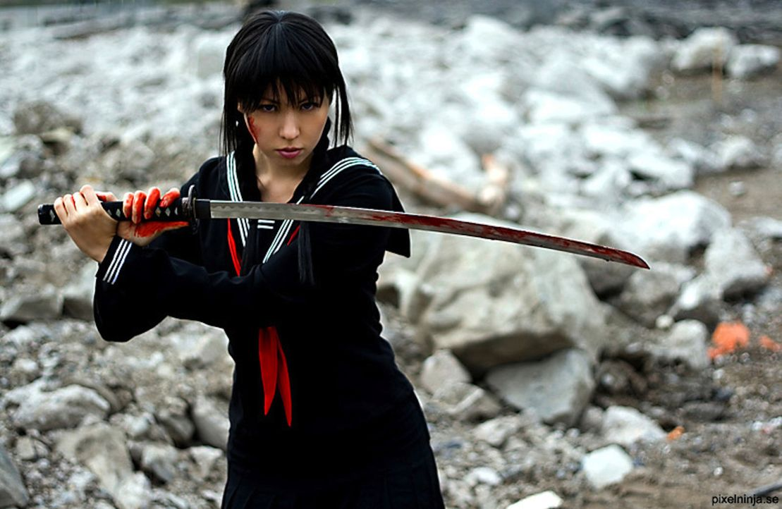 Ist seit fast 400 Jahren auf der Jagd nach der Mörderin ihres Vaters. Eines Tages kommt Saya (Gianna Jun) ihr bedrohlich nahe ...