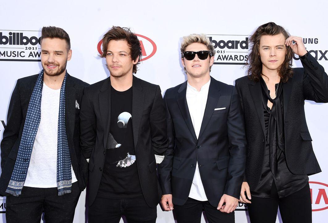 One-Direction-150517-getty-AFP - Bildquelle: getty-AFP