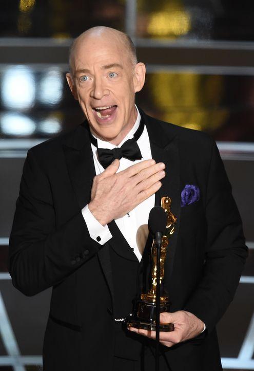 J. K. Simmons Gewinner - Bildquelle: getty AFP