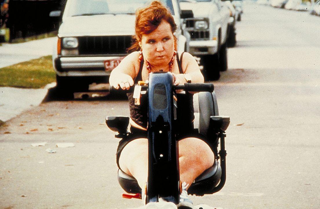 Schon bald erfährt auch Passion (Tanyalee Davis) von den Gerüchten um Dre ... - Bildquelle: 2003 Sony Pictures Television International. All Rights Reserved.