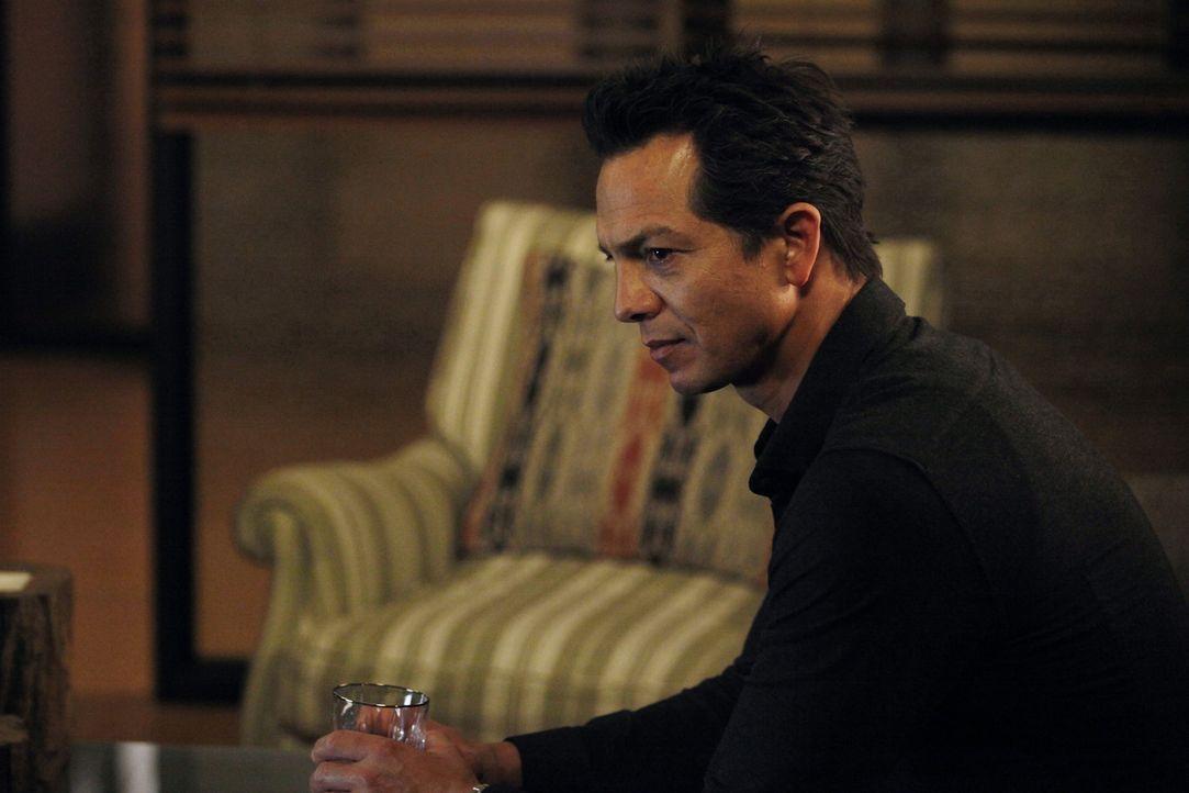 Kümmert sich gemeinsam mit Sheldon um eine Patientin, die im Gefängnis sitzt, weil sie ihre zwei Kinder umgebracht hat und nun mit einem dritten K... - Bildquelle: ABC Studios