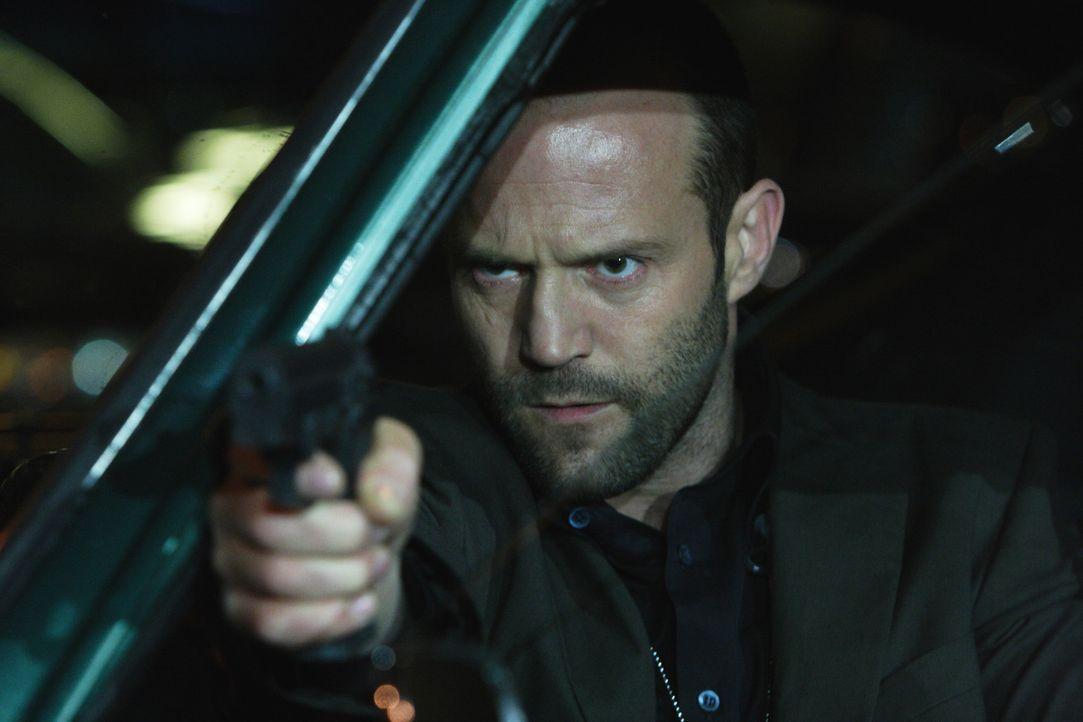 Während sich FBI-Agent Jack Crawford (Jason Statham) immer tiefer in den Fall verbeißt, treibt ihn der gerissene Rogue immer weiter in neue, gefä... - Bildquelle: Constantin Film