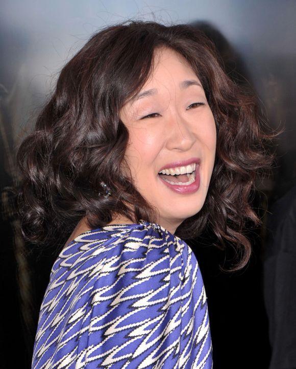 Grey's Anatomy - Darsteller: Cristina (Sandra Oh) 1606 x 2000 - Bildquelle: getty - AFP