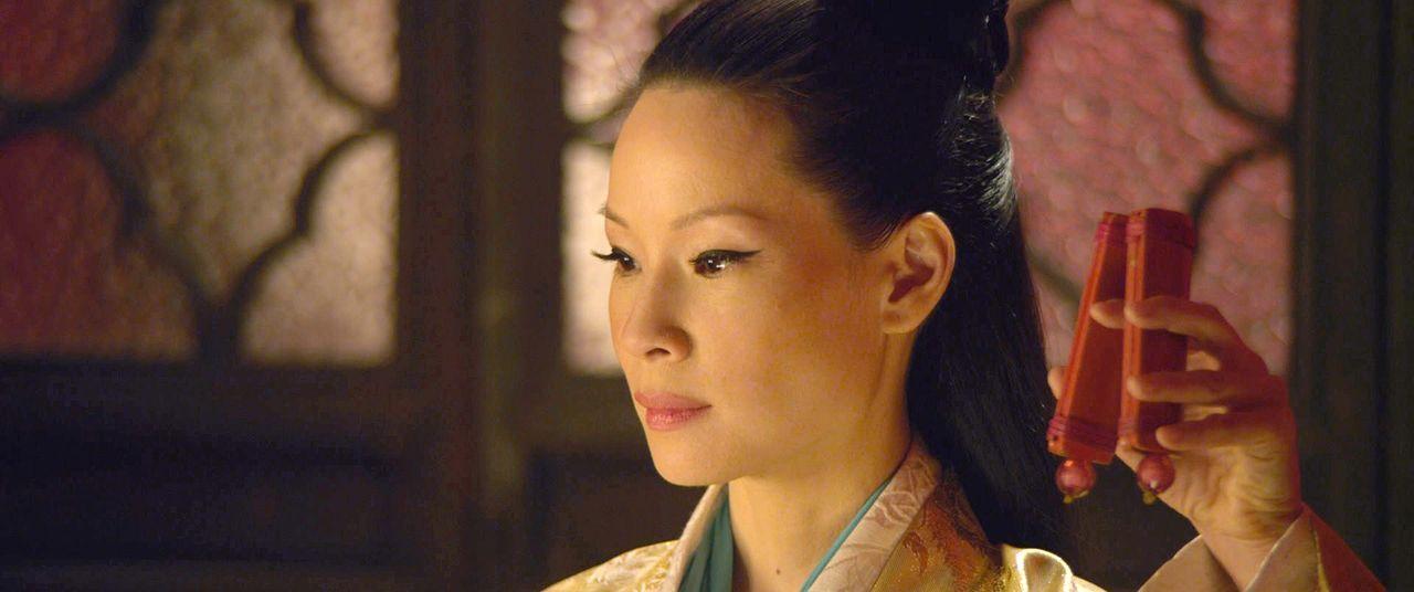 Sie weiß genau, was sie will: Madame Blossom (Lucy Liu) ... - Bildquelle: Universal Pictures