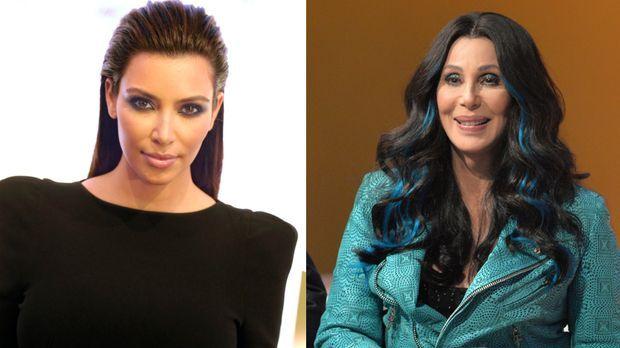 Stars - Video - Kim Kardashian zeigt Baby-Bauch - ProSieben