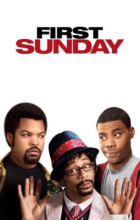 FIRST SUNDAY - Plakatmotiv - Bildquelle: 2007 Screen Gems, Inc. All Rights Reserved.