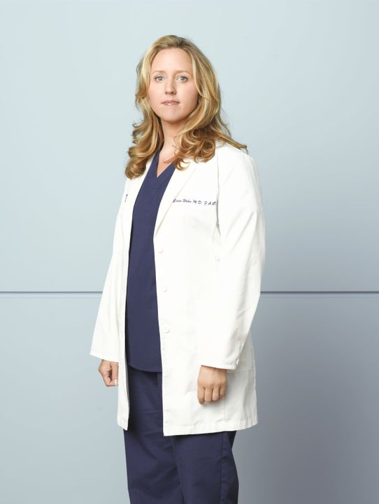 (5. Staffel) - Nicht nur beruflich, sondern auch privat läuft nicht immer alles wie geplant: Dr. Erica Hahn (Brooke Smith) - Bildquelle: Bob D'Amico 2007 American Broadcasting Companies, Inc. All rights reserved. NO ARCHIVING. NO RESALE.
