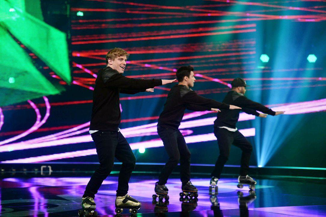 Got-To-Dance-Vanilla-Skate-02-SAT1-ProSieben-Willi-Weber - Bildquelle: SAT.1/ProSieben/Willi Weber