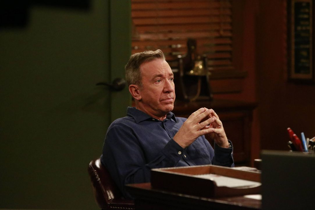Mike Baxter (Tim Allen) - Bildquelle: 2016-2017 American Broadcasting Companies. All rights reserved.