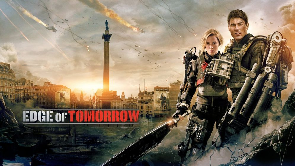 Edge Of Tomorrow Stream German