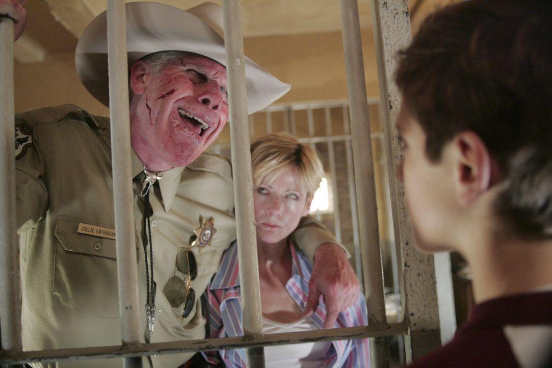 Willkommen in Desperation: Die Einwohnerzahl des Ortes liegt schon fast bei Null... und sinkt ständig weiter. Der höllische Sheriff Collie Entragi... - Bildquelle: Buena Vista International. All rights reserved