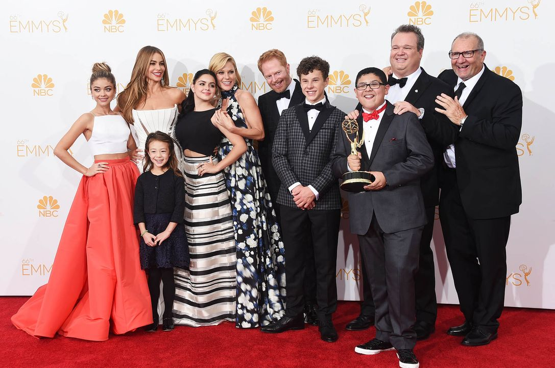 Modern-Family-14-08-25-getty-AFP - Bildquelle: getty-AFP