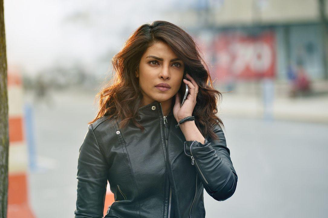Die Jagd nach dem Terroristen geht in die letzte Runde: Alex (Priyanka Chopra) ... - Bildquelle: Jonathan Wenk 2016 American Broadcasting Companies, Inc. All rights reserved.