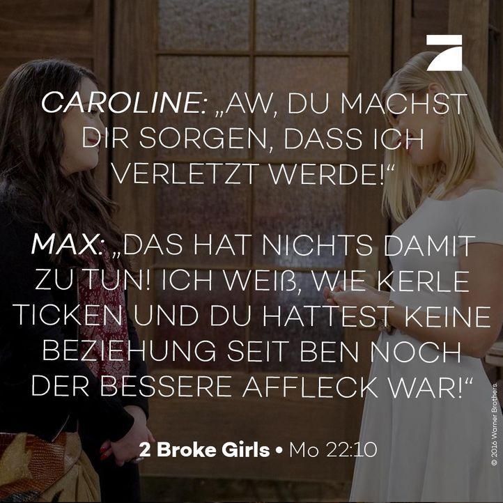 Max und Caroline Staffel 6 Episode 19 - Bildquelle: Warner Bros. Television