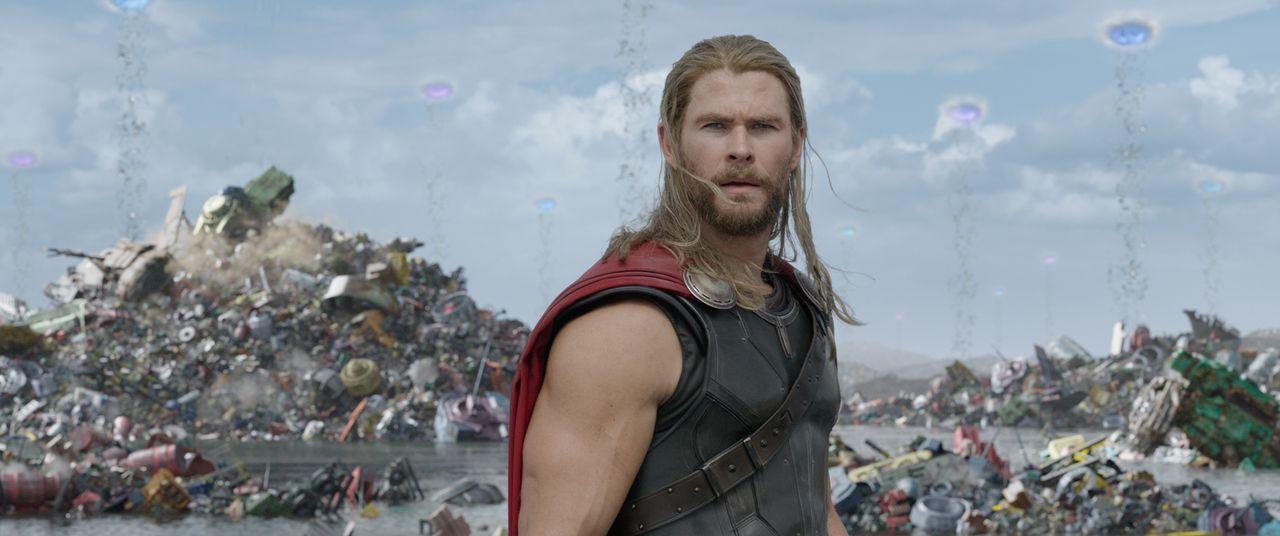 Thor (Chris Hemsworth) - Bildquelle: Marvel Studios 2017