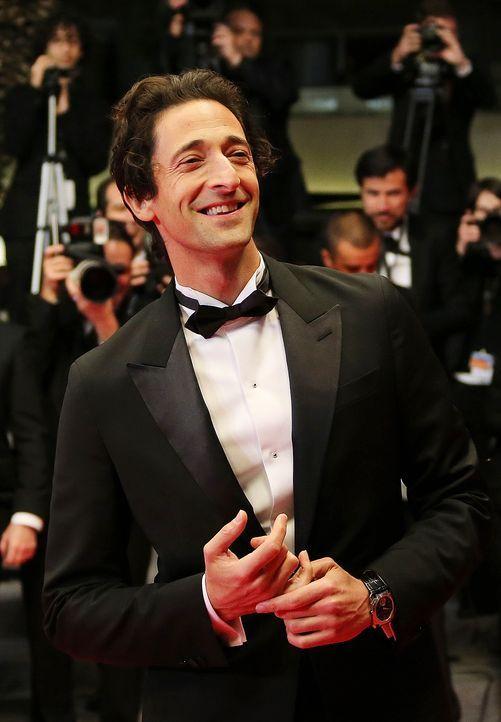 Cannes-Filmfestival-Adrien-Brody-140520-1-AFP - Bildquelle: AFP