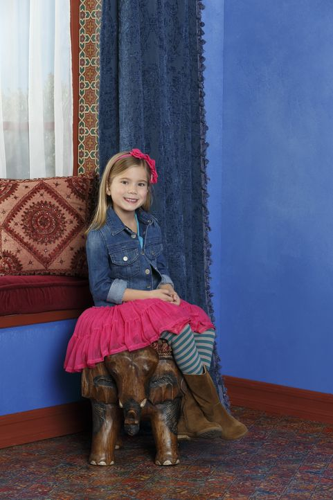 (1. Staffel) - Die Scheidung ihrer Eltern bedeutet auch für die junge Natalie Tatham (Rachel Eggleston) einige Veränderungen in ihrem Leben ... - Bildquelle: 2013 American Broadcasting Companies. All rights reserved.