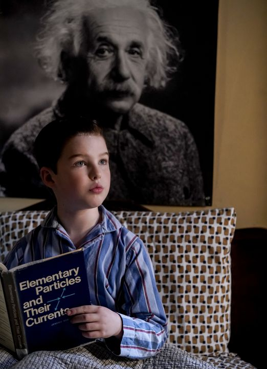 Sheldon Cooper (Iain Armitage) - Bildquelle: Cliff Lipson 2018 CBS Broadcasting, Inc. All Rights Reserved / Cliff Lipson