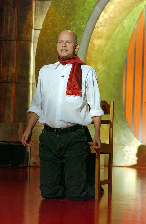 """Der geniale Rüdiger Hoffmann tritt im """"Quatsch Comedy Club"""" auf. - Bildquelle: ProSieben/Schumann"""