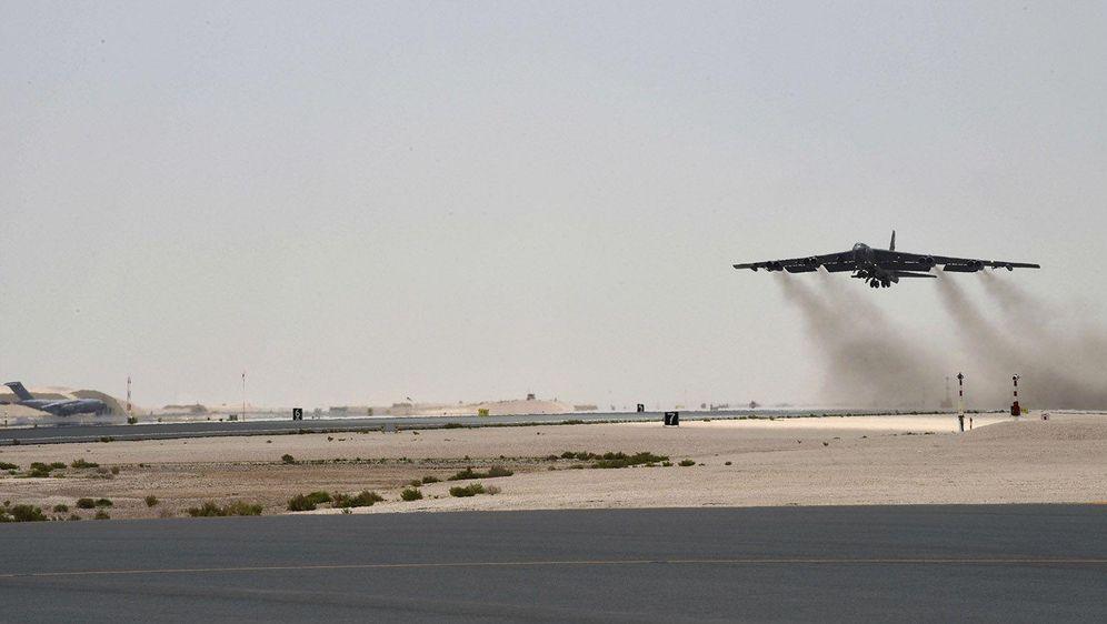 - Bildquelle: Staff Sgt. Ashley Gardner/U.S. Air Force/AP/dpa
