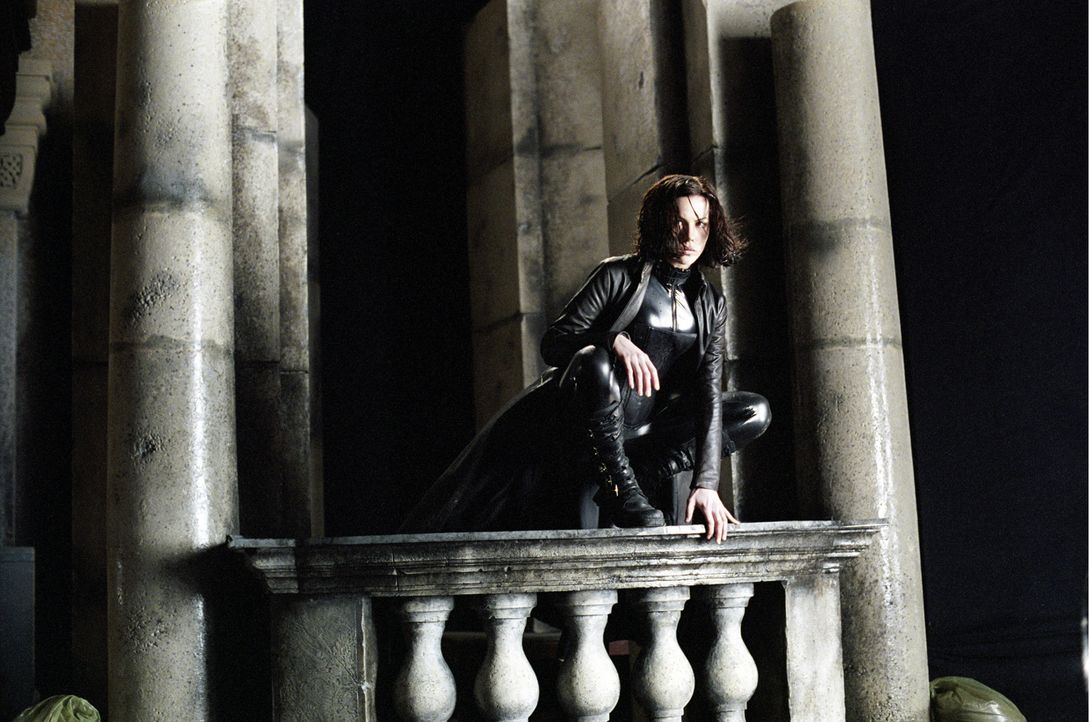 Seit Urzeiten ist die aristokratisch-elitäre Gesellschaft der Vampire mit den Werwölfen, die sich in der Unterwelt der Stadt herumtreiben, bis auf... - Bildquelle: TMG