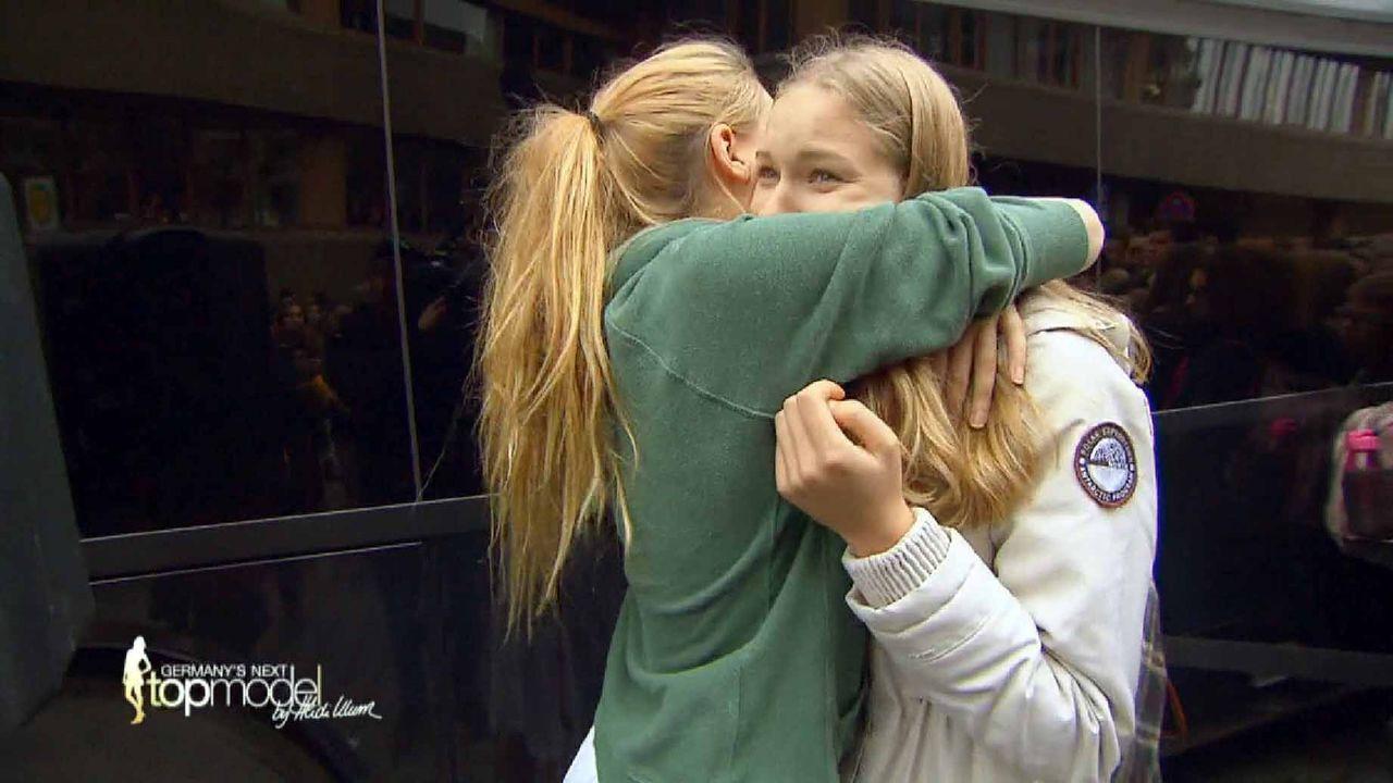 GNTM-10-Sendung02_054 - Bildquelle: ProSieben