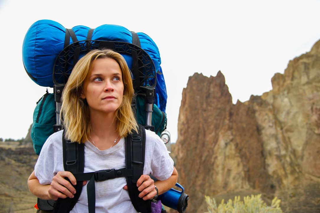 "Eine harte, nervenaufreibende Reise liegt vor Cheryl (Reese Witherspoon), als sie sich entschließt, den 1600 Kilometer langen ""Pacific Crest Trail""... - Bildquelle: 2014 Twentieth Century Fox Film Corporation.  All rights reserved."