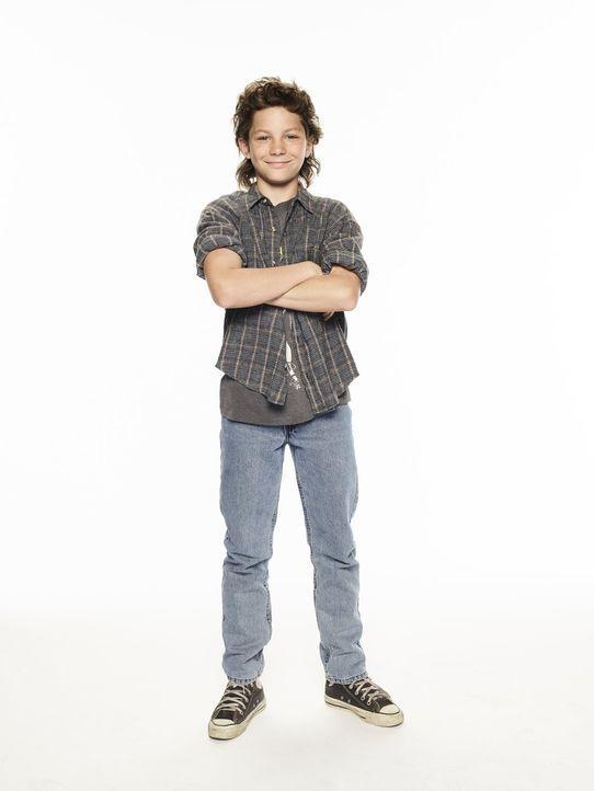 (1. Staffel) - Eigentlich wäre das Leben für Georgie (Montana Jordan) als Sportskanone in Texas perfekt, doch die Tatsache, dass ein kleiner Bruder... - Bildquelle: Warner Bros.