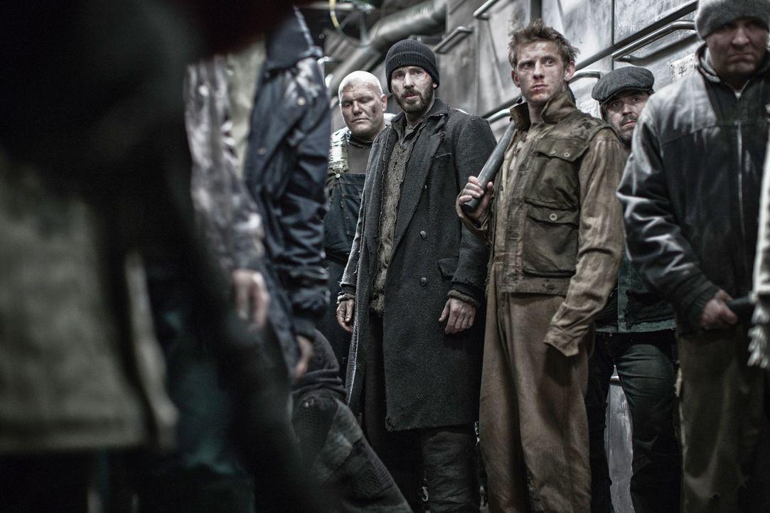 Snowpiercer (2013) - Bildquelle: picture alliance / dpa | MFA+ FilmDistribution e.K.