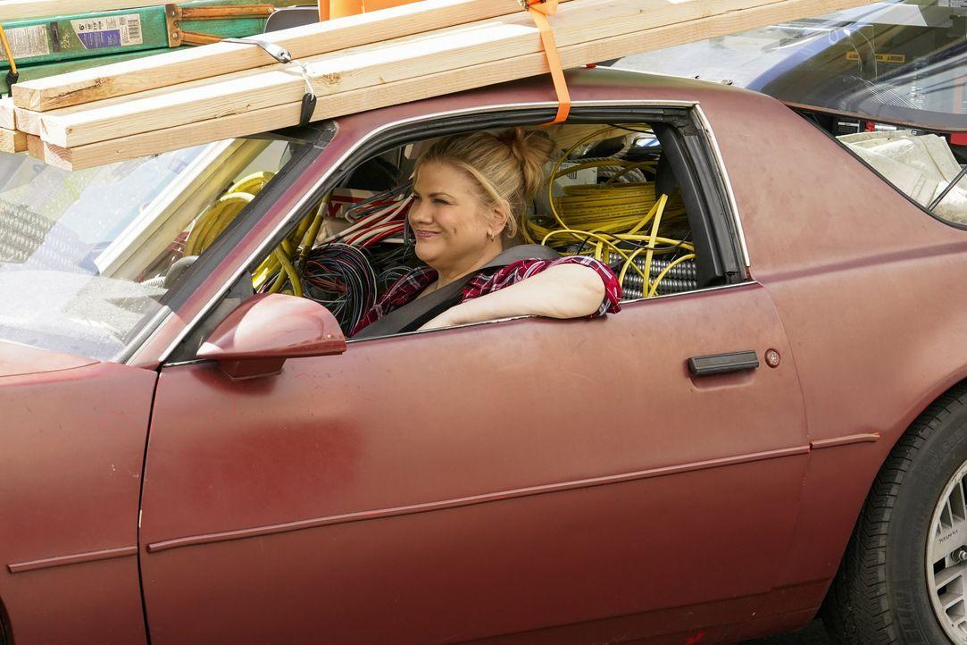 Tammy (Kristen Johnston) - Bildquelle: Warner Bros. Entertainment, Inc.