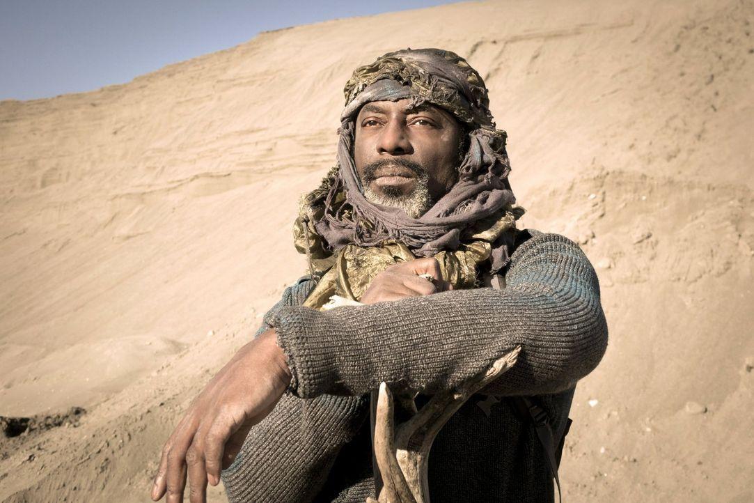 In der Todeszone wird es für Jaha (Isaiah Washington) und seine Leute immer schwerer, zu überleben ... - Bildquelle: 2014 Warner Brothers