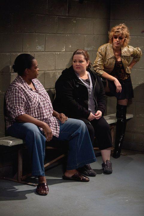 Was ist nur mit Molly (Melissa McCarthy, M.) passiert? - Bildquelle: Warner Brothers